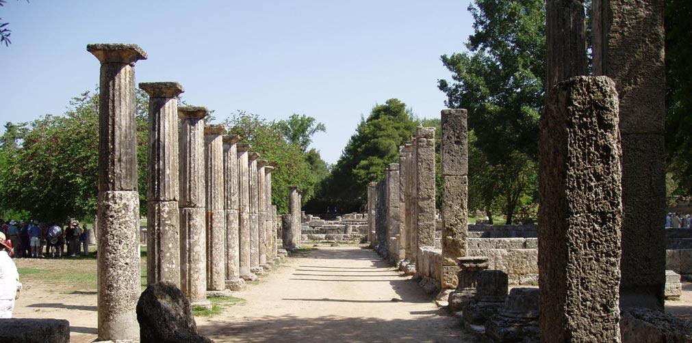 Katakolo (Ancient Olympia)